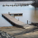 Launch Dock with Pump-OutThe Vineyards, Lake Wylie, NC