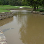 Water Hazard After#7 Quail HollowCharlotte, NC