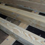 """""""Captain Series""""Steel EnforcedSouthern Yellow Pine"""
