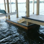 Stairs from Fixed Dock