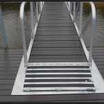 CompositesGangway Safety Tread